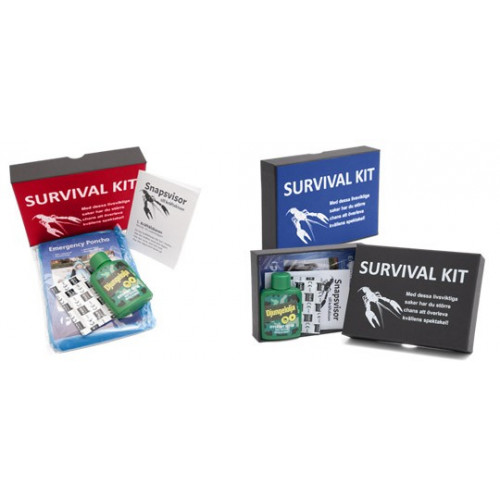 Survival kit - kräftskiva