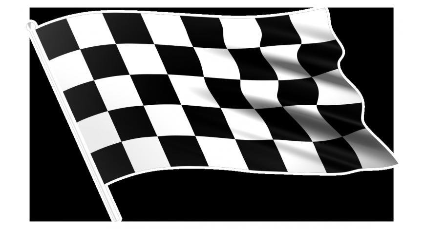 Målflagga vänster