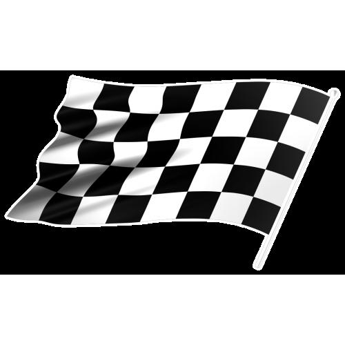 Målflagga höger