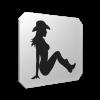 Isskrapa Cowgirl