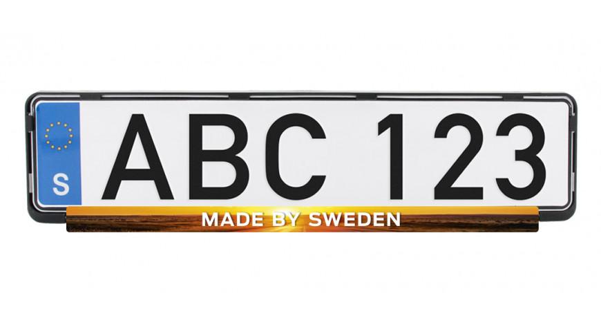 Reglist - Made by Sweden (sol)