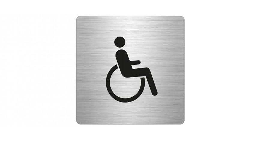 WC handikapp fyrkantig